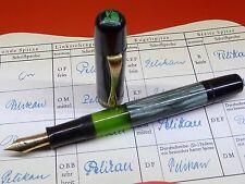 Vintage PELIKAN 100N fountain pen - early 1950's
