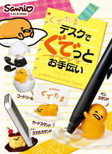 Re-Ment Miniature Sanrio Gudetama Mini Stationery Full set of 8 pcs