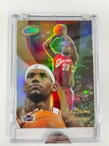 2004-05 eTopps Lebron James 2nd Year Card Factory Sealed eTopps Only 2000 Issued