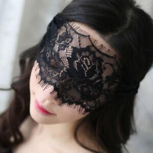 Women's Lace Eyepatch Costume Masks & Eye Masks for sale | eBay