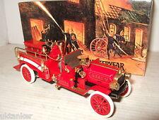 Neuf rare matchbox YFE24-M 1911 mack fire engine diecast modèle.