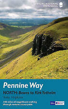 Pennine Way North (National Trail Guides) - New Book Hopkins, Tony