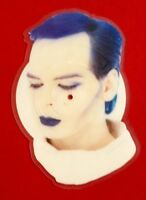 GARY NUMAN -Berserker- Rare Shaped Picture Disc (Vinyl record)
