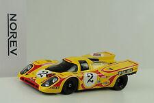 1 18 NOREV Porsche 917k #2 Kyalami Siffert/ahrens 1970 Martini