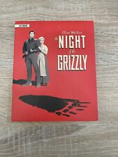 The Night of the Grizzly (Olive Signature) [Like New Blu-ray]