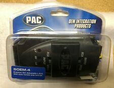 PAC SOEM-4 Factory Integration Adapter 4 Channel with Individual Adjustments