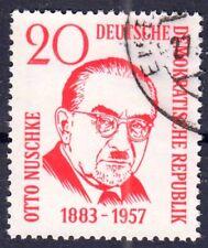 DDR 671 , gestempelt / o / Otto Nuschke