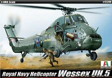 Academy 1/48 Plastic Model Kit WESSEX UH.5 Royal Navy Helicopter  #12299