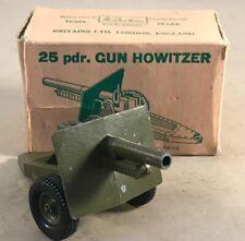 BRITAINS 25 POUNDER HOWITZER Field GUN BOXED