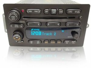 02 03 04 05 Oldsmobile Chevy Venture Silhouette 6 disc Changer CD Player UC6