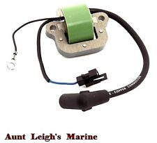 New Ignition Coil for Johnson Evinrude OMC (9.9 15 40 HP) 18-5196 581407 502880