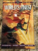 World's Finest (1992, DC) TPB [Batman & Superman] World's Finest #1-3 - Rude