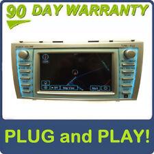 TOYOTA Camry Hybrid Navigation GPS System Lcd Display Screen E7011 JBL Radio CD