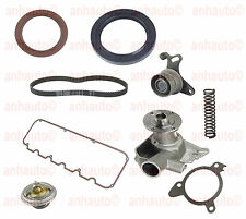 Quality Timing Kit Belt Tensioner Water Pump Valve Cover Gasket BMW E28 E30 NEW