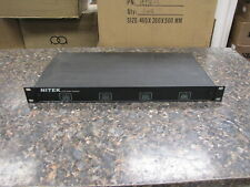 Nitek Vh3200 Utp Modular 32 Port Powered Video Hub Video System