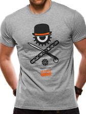 Alex T-Shirt A Clockwork Orange Ultra Violence Droogs Korova Milk Bar Ludov 3255