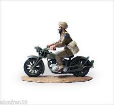 Soldados de Plomo en Moto 1:30 BSA WB3 Sikh Infanterie -SMI023