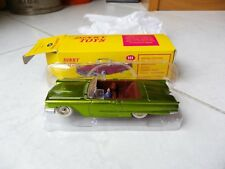 Ford Thunderbird Ref 555 Verte Dinky Toys Atlas 1/43 avec boite
