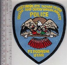 American Indian Tribe Police Utah Northern Ute Police Department Uintah & Ouray