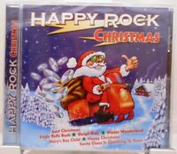 Happy Rock Christmas + CD + Weihnachten + Party + 16 Songs + NEU + Santa Claus +