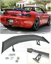 For 13-16 Porsche 981 Cayman & Boxster | GT4 Style Rear Trunk Lid Wing Spoiler