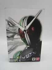Masked Kamen Rider Double W Cyclone Joker 2.0 SHF S.H. Figuarts Figure Bandai