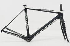 2012 Cannondale SuperSix 6 Road Bicycle Frameset 52cm Carbon Fiber 700c Black/WH