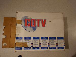 Amiga CDTV CD-1000 *NEU* mit Originalverpackung