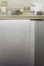 Marianne Design Deko - Gestanzte Folie Silber (2x2 Designs) STA402 reduziert