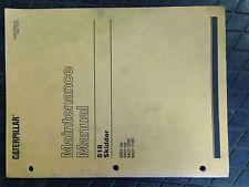 518 Skidder Maintenance Manual from May 1978