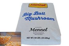 BIG BALL MUSHROOM  ! Popcornmais - 22,68 KG  (1,58 Euro/Kg) - von Ohio aus USA