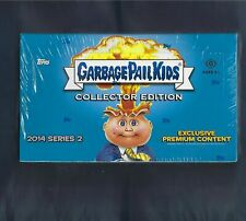 2014 Garbage Pail Kids Series 2 Collector's Edition Hobby Box (24 packs/box)