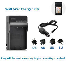 Battery Charger for SONY NP-BN DSC-W620 W610 WX100 WX150 WX70 WX220 WX200 WX80