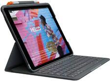 "Logitech Slim Folio Estuche Bluetooth Teclado Iluminado iPad Pro 10.5"" A1701 A1709"