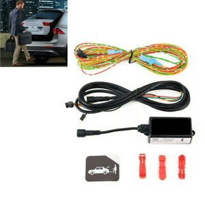 Foot Sensor w/Open+Close Controlled Electric Tailgate Fit For Car SUV Universal