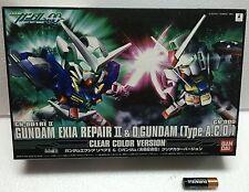 Limited Sd Exia Repairâ…¡O Gundam 00 Crystal Clear Ver Bandai Japan