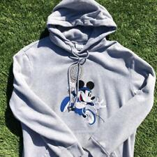 Rare Lacoste x Disney Annve Mickey Mouse Tennis Embroidered Hood Sweat Shirt M/L