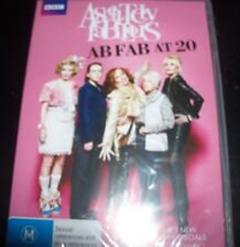 Absolutely Fabulous Ab Fab At 20 (Australia Region 4) DVD – New