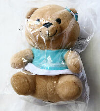 New SINGAPORE AIRLINES Signature Teddy Bear Girl Toy Collectible Sealed