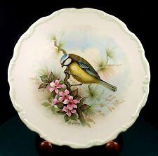 Royal Albert - Woodland Birds Collection - Blue Titmouse - By Reginald Johnson