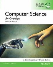 Computer Science: An Overview: Global Edition by Dennis Brylow, Glenn Brookshear (Mixed media product, 2014)