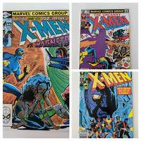 THE UNCANNY XMEN #148 - #150 1981 Marvel Comics [PICK & CHOOSE]