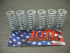 """SPRING CLUTCH BDL BELT DRIVE 3"""" SQUARE ROUND DOG COMPETITOR HARLEY PRIMARY"""