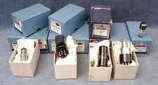 Lot Of 10 Bell & Howell Projector Vacuum Tubes - 25L6Gt, 6Ak6, 6N7, 6Sl7Gt, 5879