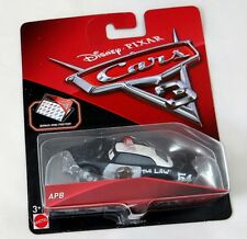 Disney Pixar Cars 3  Movie APB diecast