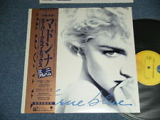 "MADONNA Japan 1986 NM 12"" EP+Obi SUPER CLUB MIX"