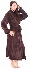 Warm Robe for Women and Men - Bath Spa Robe in Plush
