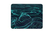 Amazing 3D Landscape Mouse Mat Pad - Geography Teacher Map Gift Computer #13185