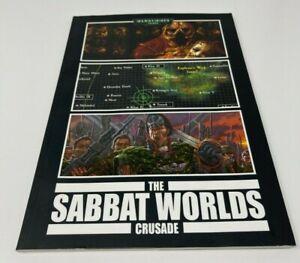 Warhammer 40k The Sabbat Worlds Crusade Black Library Book