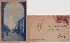 # ORIOLO ROMANO: PORTA ROMANA E VIA CLAUDIA  1928